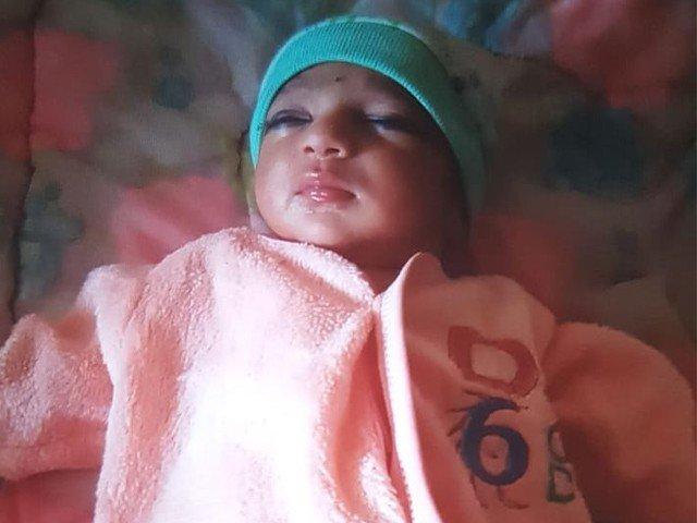 Photo of کراچی میں اسپتال کے باہر سے دو ماہ کی بچی اغوا