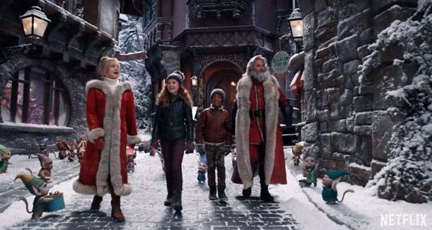 Photo of کرسمس کے تہوار میں مزید رنگ بھرنے کے لیے فینٹسی ورلڈ کی سیر کراتی فلم