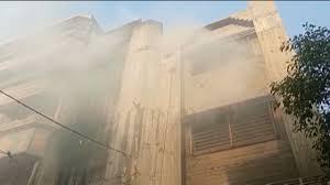 Photo of کراچی ، مہندی کے کارخانے میں آتشزدگی، 3افراد جھلس کر جاں بحق