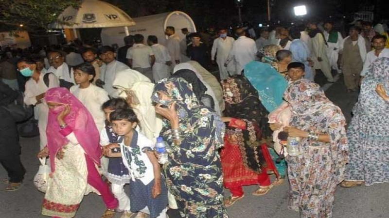 Photo of بھارتی ظلم سے تنگ پاکستانی ہندوؤں کی وطن واپسی