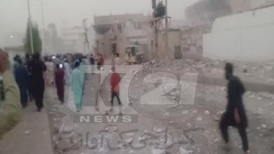Photo of نیو کراچی کولڈ اسٹوریج میں بوائلر پھٹنے سے چھ افراد جاں بحق