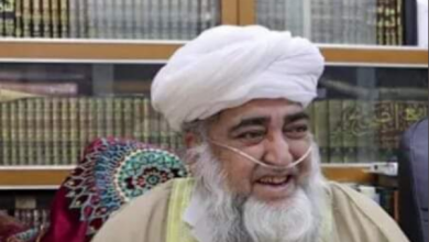 Photo of معروف عالم دین مفتی زر ولی خان سڑسٹھ برس کی عمر میں انتقال کرگئے