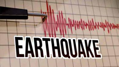 Photo of نوابشاہ اور گرد و نواح میں ،زلزلے کے جھٹکے