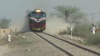 Photo of کراچی:دو سگی بہنیں ٹرین کی زد میں آکر جاں بحق