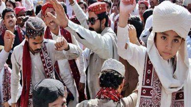 Photo of کراچی سی ویو پر سندھی ٹوپی اجرک ڈے کی مناسبت سے ریلی کاانعقاد