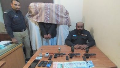 Photo of کراچی میں پولیس اور حساس اداروں کی کارروائیاں