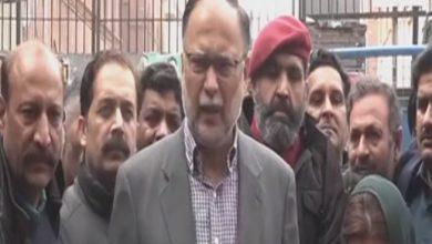 Photo of عمران خان 31جنوری سے پہلے استعفیٰ دیں اور گھر جائیں