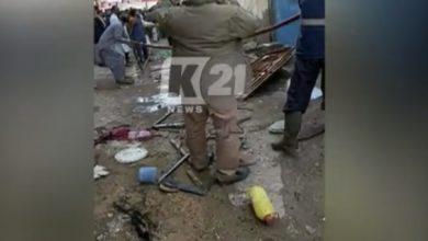 Photo of گلستان جوہر بھٹائی آباد کے مکان میں دھماکہ،6 افراد زخمی