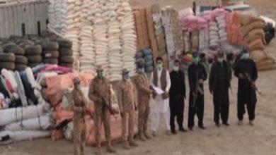 Photo of سندھ بلوچستان بارڈر پرپاکستان سندھ رینجرز کی کارروائی