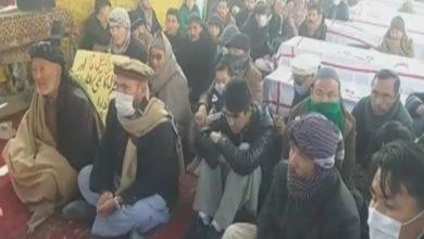 Photo of کوئٹہ: ہزارہ برادری کا مغربی بائی پاس پر احتجاج تیسرے روز بھی جاری
