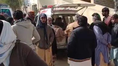 Photo of لاڑکانہ: شاہ حسین مغیری میں 2قبائلیوں کےدرمیان مسلح تصادم