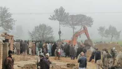 Photo of ہارون آباد میں کنویں کی کھدائی کےدوران مٹی کا تودہ گرگیا