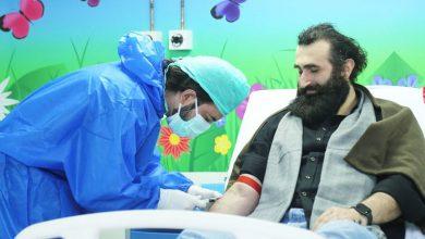 Photo of ارطغرل غازی کے اداکار کا پاکستانی بچوں کے لیے خون کا عطیہ