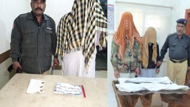 Photo of قائد آباد اور کورنگی پولیس کی کارروائی، 3ملزمان گرفتار، اسلحہ برآمد