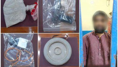 Photo of بھارتی خفیہ ایجنسی کا مبینہ دہشت گرد گرفتار کرلیا