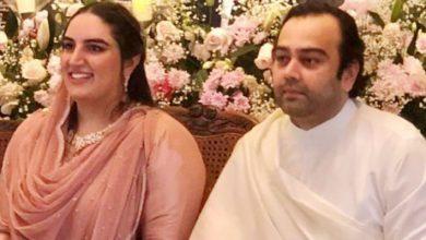 Photo of بختاور اور محمود چوہدری کا بیاہ،اہل خانہ کی شرکت