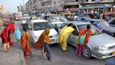 Photo of کراچی میں گداگری کا مکروہ دھندہ اپنے عروج پر
