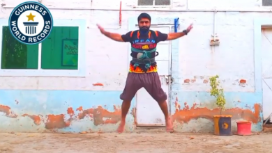 Photo of عرفان محسود نے ایک اور عالمی ریکارڈ پاش پاش کردیا