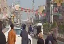 Photo of سیالکوٹ میں پولنگ کےدوران نامعلوم افراد کی فائرنگ
