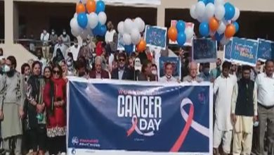 Photo of کینسر کے عالمی دن پر کرن اسپتال میں آگاہی واک اور سینمار کا انعقاد