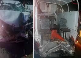 Photo of شرافی گوٹھ میں ٹریفک حادثہ، رینجرز اہلکار جاں بحق