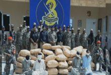 Photo of کوسٹ گارڈ کے چھاپے، منشیات ، ایرانی ڈیزل اور دیگر سامان برآمد