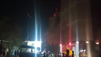 Photo of سائٹ ایریا میں واقع کیمکل فیکٹری میں آتشزدگی، 2گھنٹے بعد قابو پالیا گیا