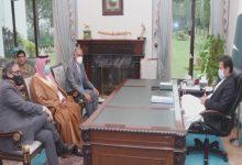 Photo of ممتا ز سعودی سرمایہ کار گروپ الجمیع ہولڈنگ کے سربراہ عبد العزیر الجمیع کا دورہ پاکستان