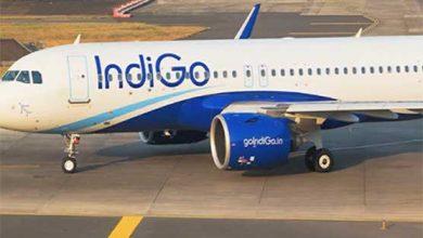 Photo of بھارتی طیارے کی کراچی میں ہنگامی لینڈنگ