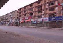 Photo of کراچی میں 15دن کے مکمل لاک ڈاون پر غور