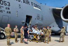 Photo of افغان خاتون کے ہاں دوران پرواز امریکی طیارے میں بچی کی پیدائش