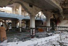 Photo of افغانستان میں نمازجمعہ کے دوران مسجدمیں دھماکا